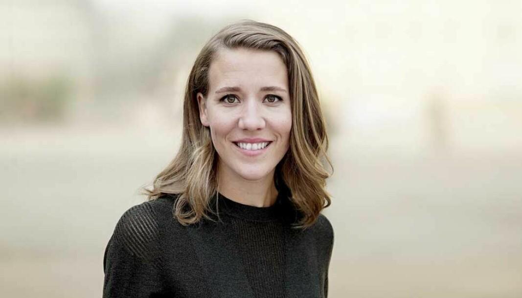 Rådgiver Anna Blom Rian i Teft mener at lederne må ta ansvar når det gjelder å tette lønnsgapet mellom kvinner og menn i kommunikasjonsbransjen.