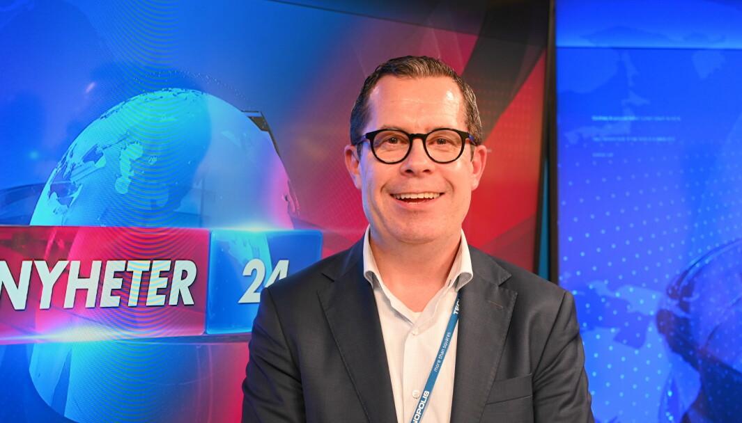 Morten A. Engebretsen er mannen bak selskapet «Completed».