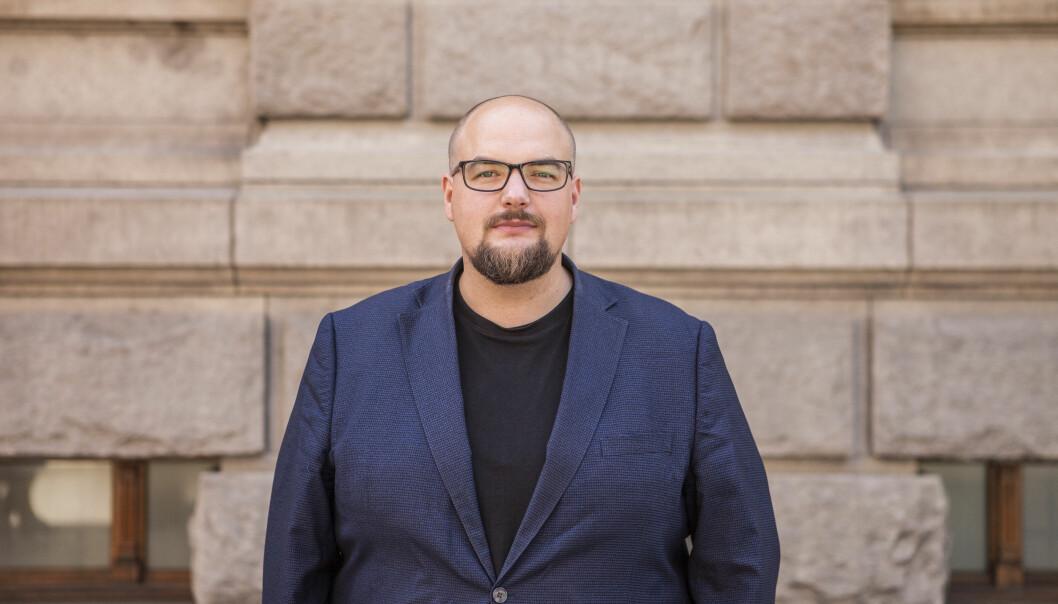 Erik Waatland, ansvarlig redaktør i KOM24