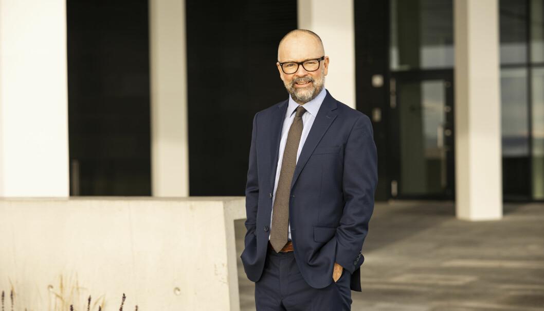 Byråsjef Are Slettan i Corporate Communications forteller om ambisjonene fremover.