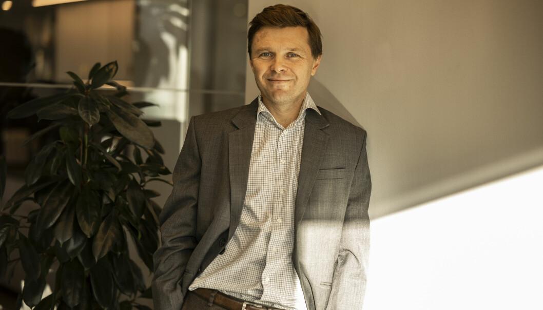 Byråleder i Nucleus, Axel Revheim er stolt over å bli nominert i global PR-konkurranse.
