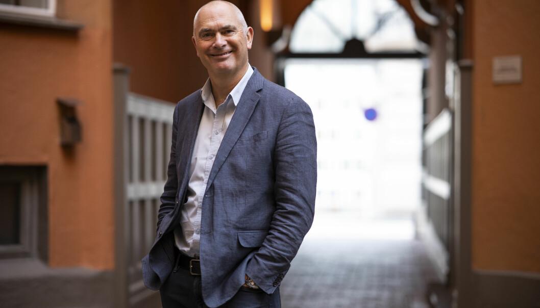 Jan Morten Drange i ANFO tror fortsatt det vil være pris og distribusjon som vil bety noe for de private kundene til Huawei.
