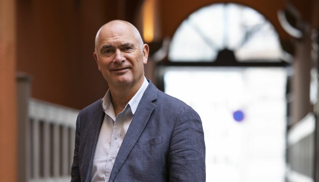 Administrerende direktør Jan Morten Drange i ANFO.