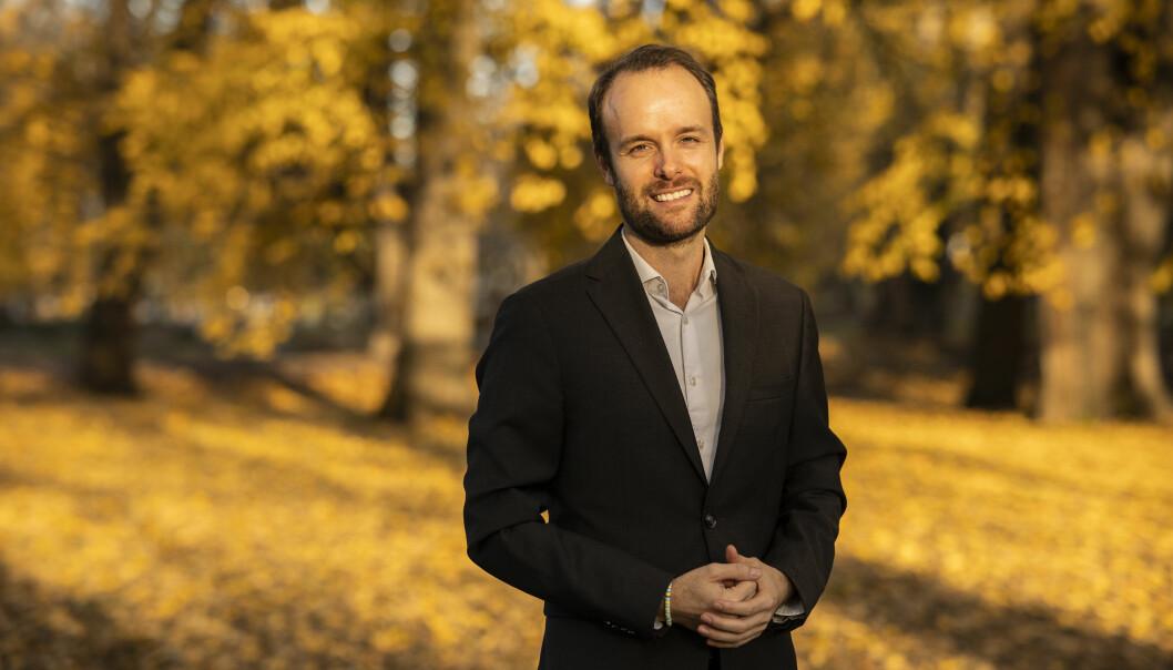 Byråleder og seniorrådgiver i Storm Communications, Marius Parmann.