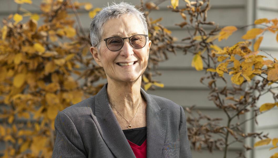 Høyskolelektor Peggy Brønn ved Handelshøyskolen BI.