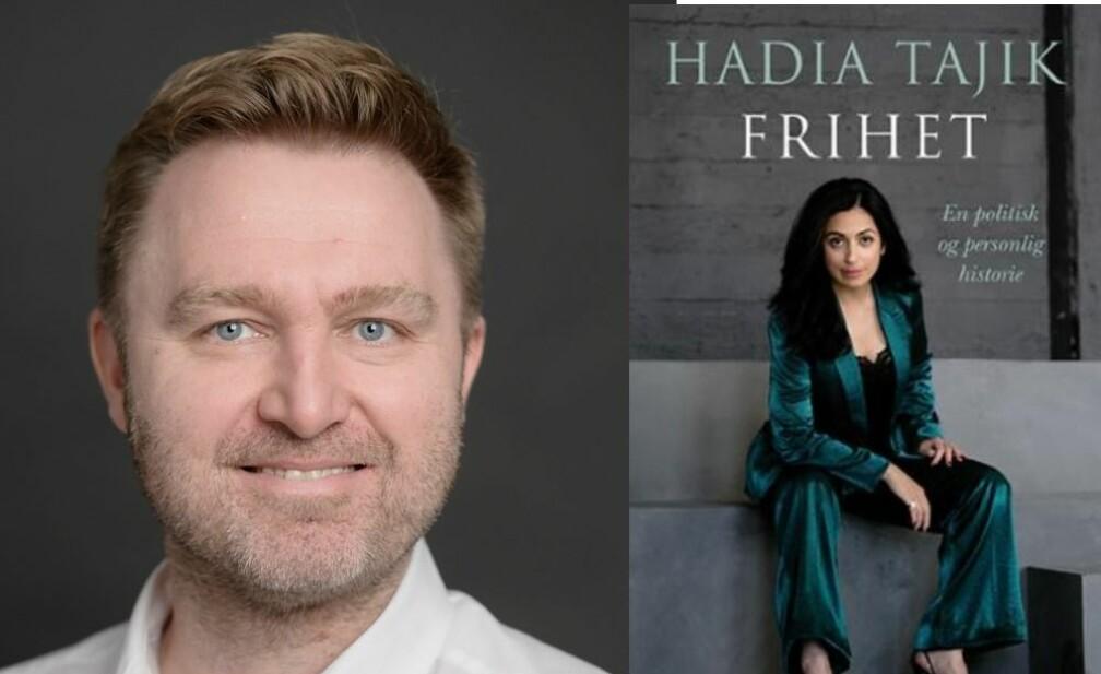 Frihetens tegn – en semiotisk analyse av omslaget på Hadia Tajiks «Frihet»