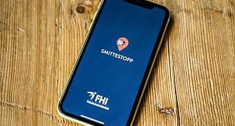 FHI vil at flere unge skal laste ned Smittestopp-appen