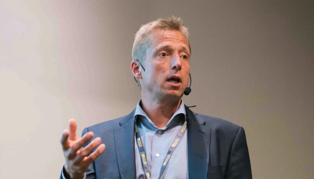 Advokat Carsten Gunnarstorp i Annonsørforeningen