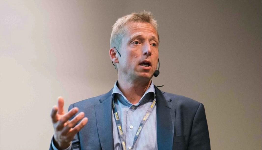 Advokat Carsten Gunnarstorp i ANFO Annonsørforeningen