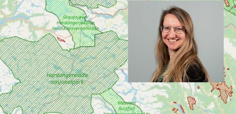 Slik bruker Miljødirektoratet kart som et visuelt virkemiddel: – Lett å forholde seg til