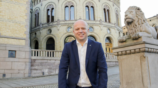 «Amerikaneren» i norsk politikk