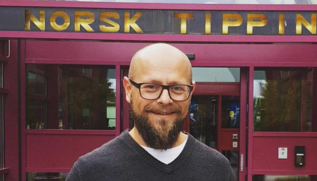 Bjørn Tore Hals (48) er kommunikasjonsrådgiver i Trøndelag fylkeskommune.