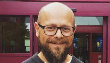Bjørn Tore (48) fikk ansvaret for kommunikasjonen da Trøndelag ble samlet til ett fylke