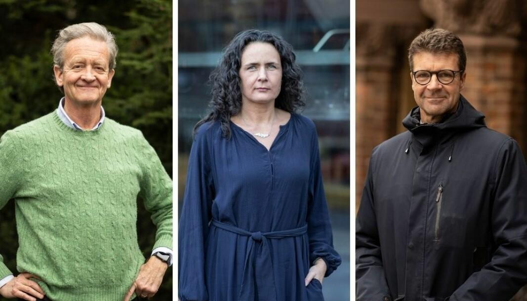 Hans Geelmuyden i GK, Kristin Holst Grimstad i ANTI og Hølje Tefre i Dinamo deler sine tanker rundt ulønnede, tidkrevende pitcher for det offentlige.