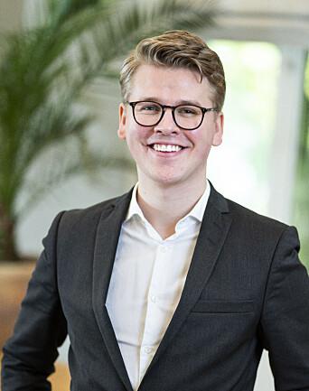 Henrik Nilssen Dale er ansatt i Pressure: – Jeg gleder meg