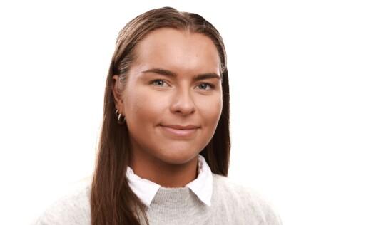 Pernille (24) er sosiale medier-ansvarlig for TV 2 Nyhetene: – Ting behøver ikke være så fancy alltid