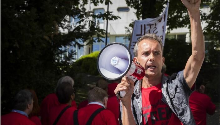 Jarle Roheim Håkonsen i Arbeiderpartiet hadde 844 000 kroner i nettoinntekt i 2019, viser skattelistene. Han er med det den som har best lønn av kommunikasjonsrådgiverne på Stortinget.