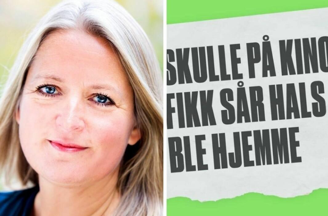 Kommunikasjonssjef Marianne Jørgensen i Stavanger Kommune.
