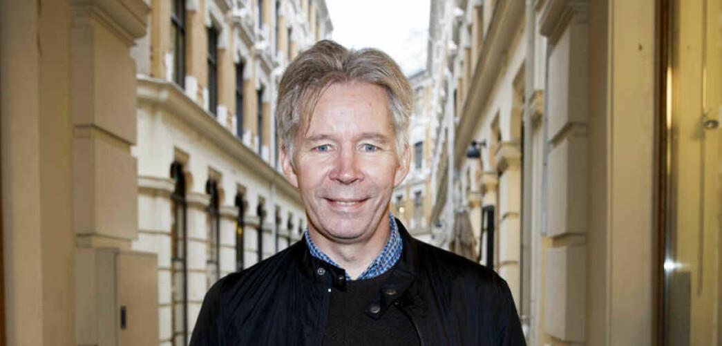 Knausgård-bror vil bli kommunikasjonsrådgiver
