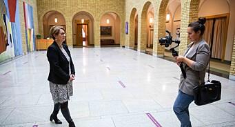 Stortinget satser for å engasjere de unge: – Vi håper det bidrar til å bygge tillit