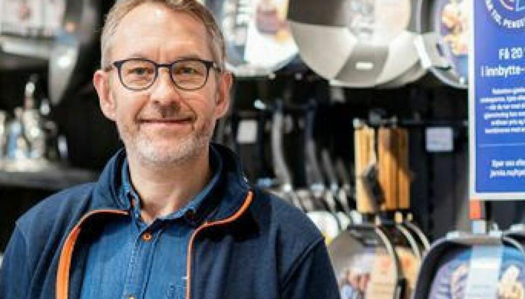 Jernias «Trenger onkel enda en stekepanne» er kåret til Årets bidrag innen bærekraftig merkevarebygging
