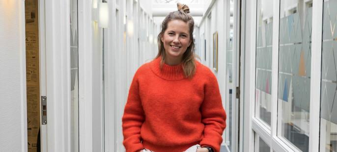 Marie har hatt kometkarriere innenfor journalistikken – Nå bytter hun side