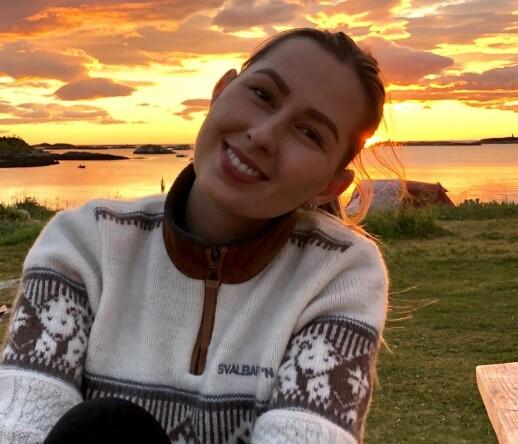 Natalia (22) er ny kommunikasjonsrådgiver i SV