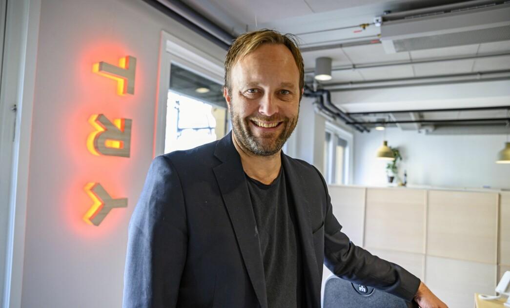 Try utvider - etablerer kontor i Bergen