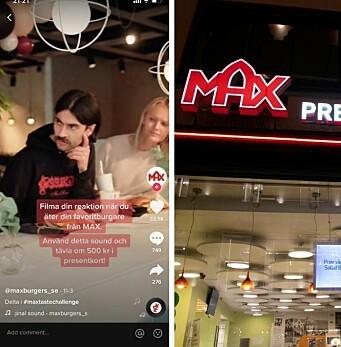 Burgerkjede og byrå med kampanjesmell - viste frem influenser uten tillatelse