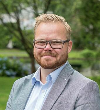 Kjetil Myhren-Berge blir ny PR- og kommunikasjonssjef i Fjord Norge