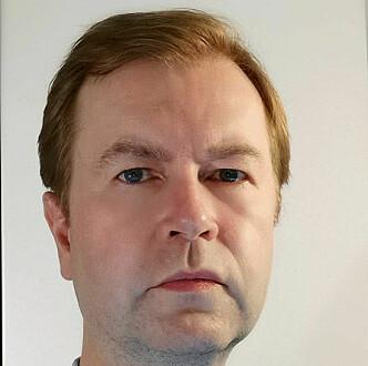 Erik Thomas Ganer er Senior Manager, Public Affairs & Communications Dept., Huawei Technologies Norway. Han stiller seg bak selskapet og dets informasjon knyttet til dette med ansiktsgjenkjenningsteknologi.