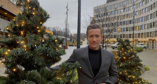 ANFOs fagdirektør må bytte ut sykkelen med langrenn denne julen