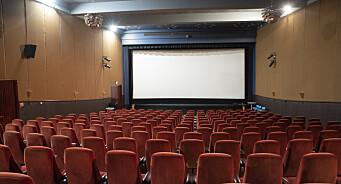 Kinoreklamebransjen rammet hardt av koronaåret