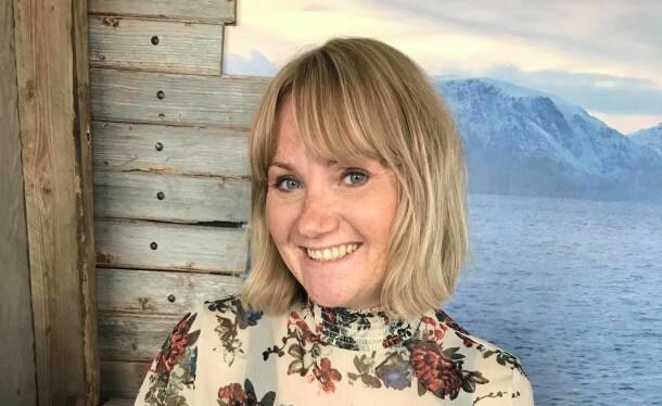 Vibeke (41) er ny kommunikasjonsrådgiver ved Havforskningsinstituttet