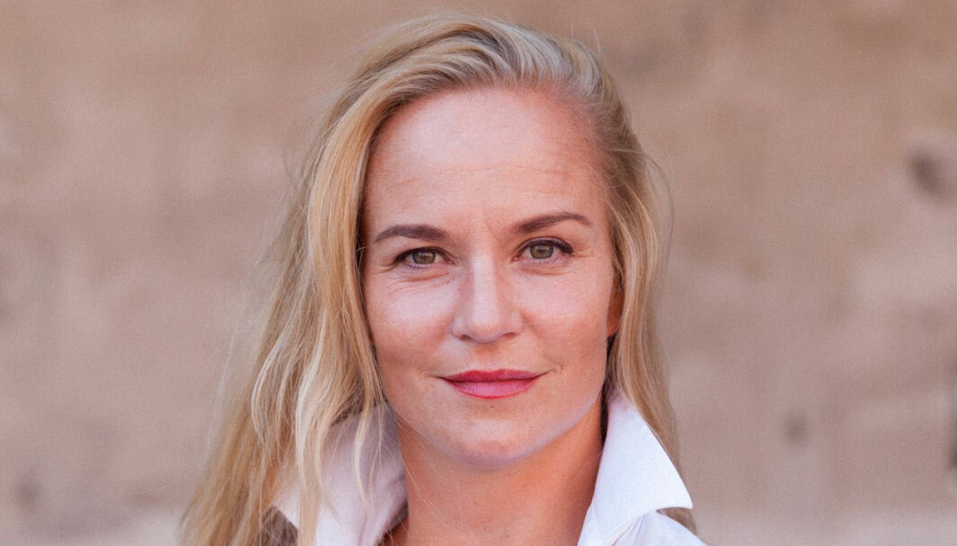 Kommunikasjonssjef Nora Aspengren i TUI Norge.