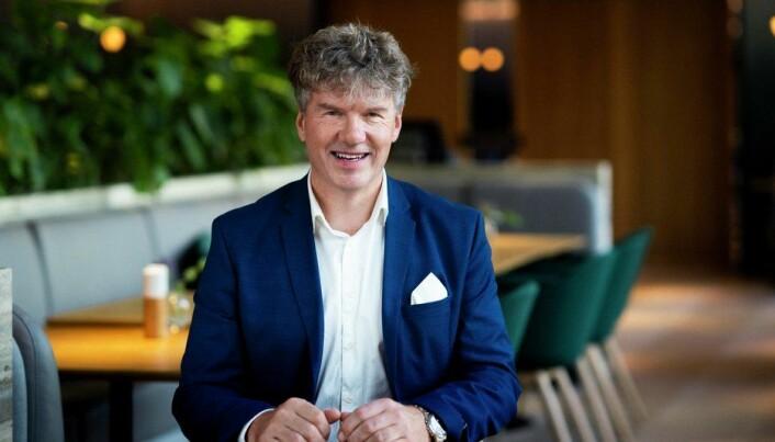 Arnulf Røkke er CEO i Synlighet.