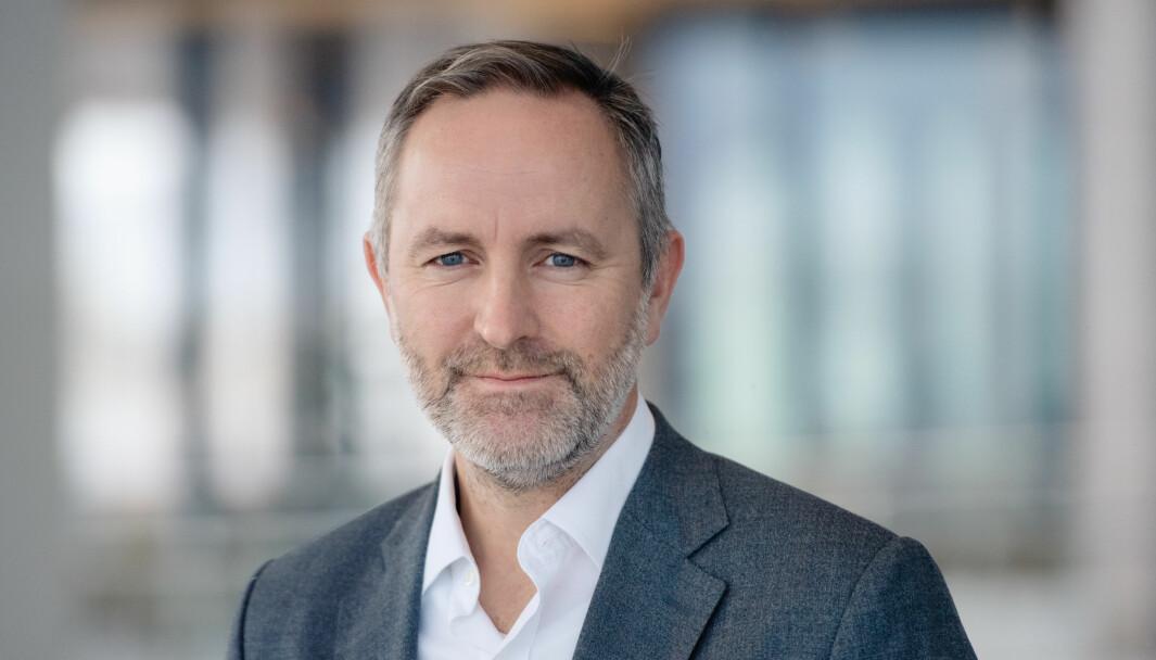 Ny partner Jan Ottesen i Corporate Communications.