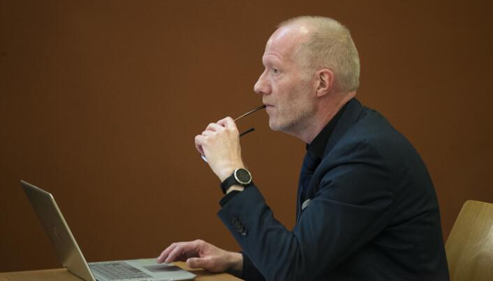 Arne Jensen, generalsekretær i Norsk Redaktørforening hyller Gjerdrum kommunes åpenhetsstrategi etter den tragiske rasulykken som rammet kommunen i romjulen.