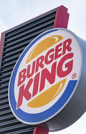 Her er hamburgergigantens nye logo og design