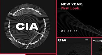 CIAs nye logo latterliggjøres i sosiale medier: – Hysterisk
