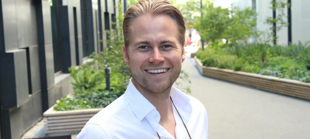 Lars Hvinden skifter jobb – Får nøkkelrolle i Schibsted