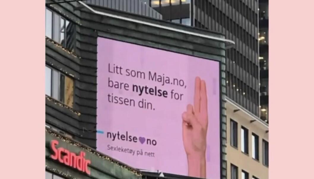Nytelse.no viderefører budskapet fra Maja.no.