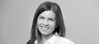 Sissel Kruse Larsen tar permisjon fra TV 2. Blir rådgiver for Jens Stoltenberg