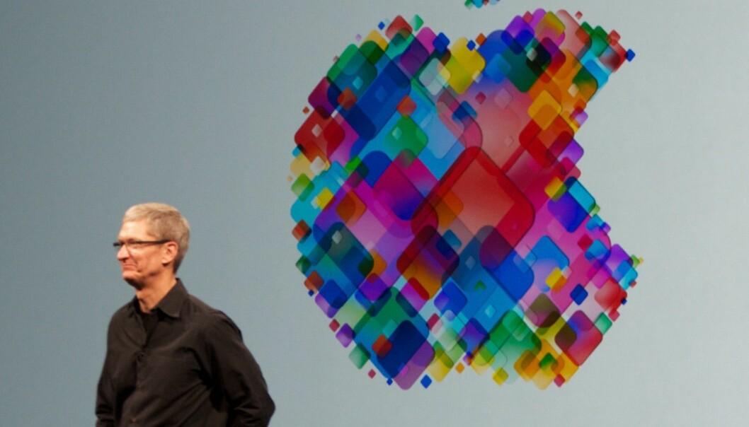 CEO Tim Cook i Apple