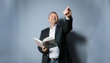 Kjell Terje Ringdal, retorikkekspert, forfatter, med mer.