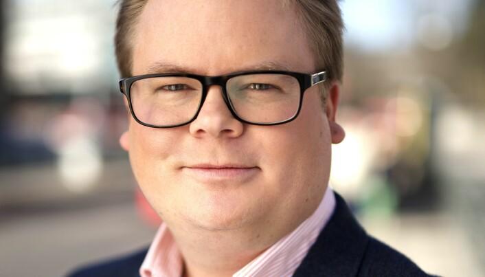 Aministerende direktør Rolf Aaneland i MSL er ikke særlig bekymret over at PR-kritiker Trygve Slagsvold Vedum kommer i regjering.