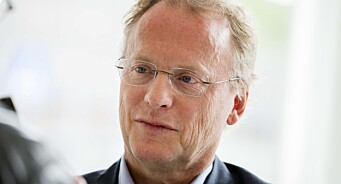 Halvard Hølleland overtar rollen som stabssjef