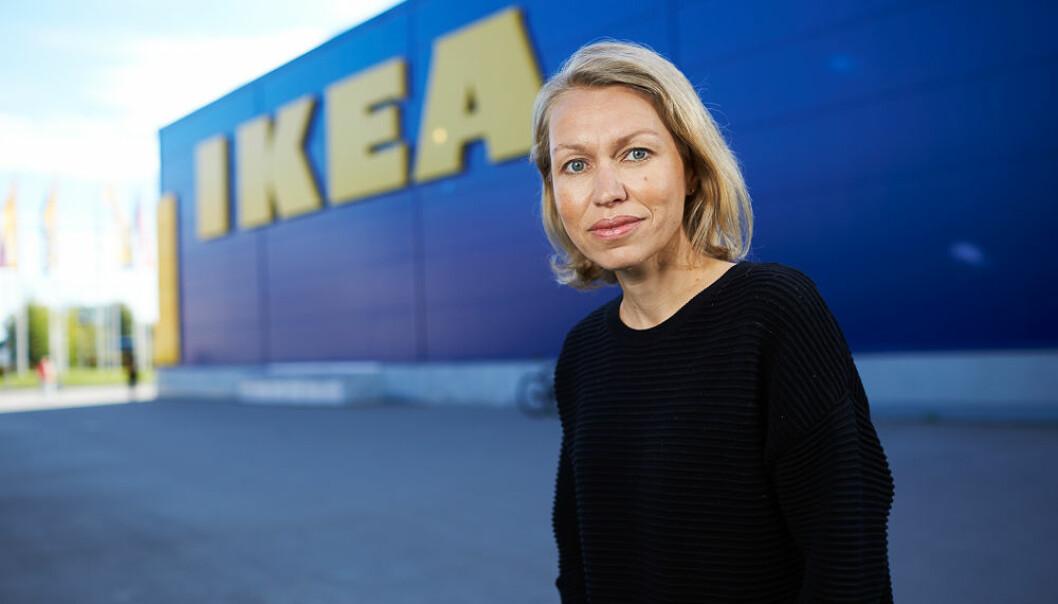 Gudrun Lægreid i IKEA mener en må få mer mangfold inn i bransjen. – Det betyr mer menn i offentlig sektor, mer kvinner i ledende posisjoner i byråene og ikke minst flere med flerkulturell bakgrunn begge steder.