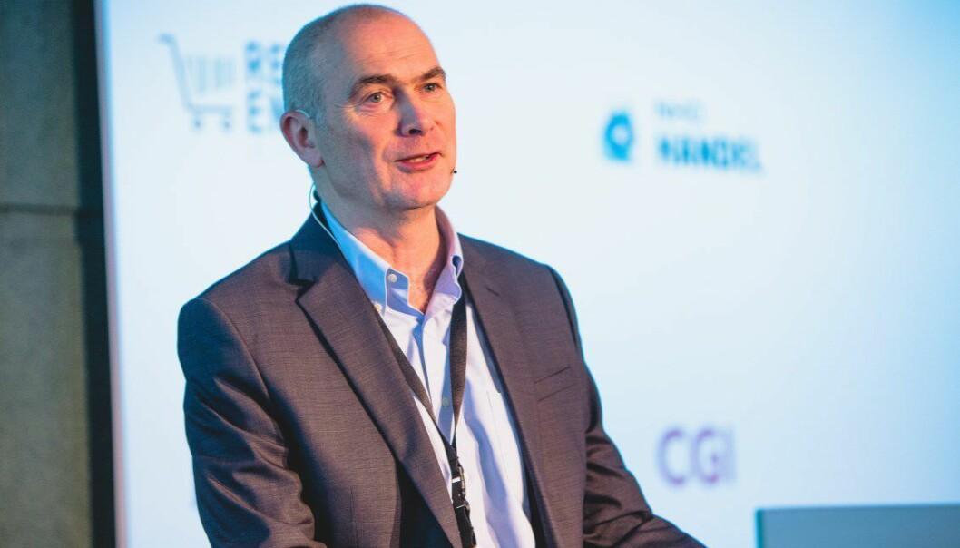 Jan Morten Drange, administrerende direktør i Annonsørforeningen (ANFO).