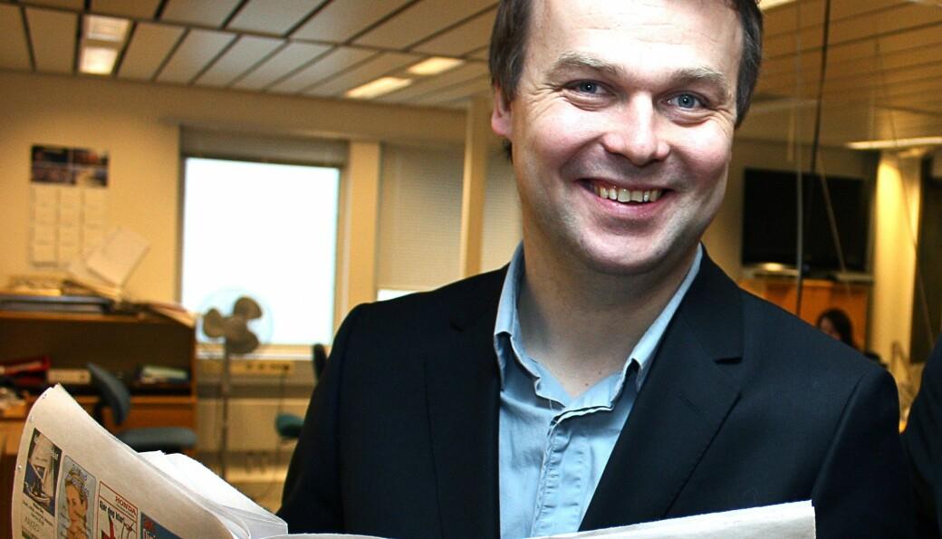Eneleder Ole Bjørner Loe Welde i Romsdals Budstikke mener Molde kommune har ett stykke igjen før kommunikasjonsplanen til Molde kommune blir noe mer enn et ark med gode intensjoner.